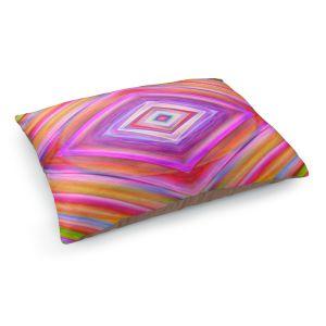 Decorative Dog Pet Beds | Christy Leigh - Geometric Harmony
