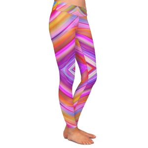 Casual Comfortable Leggings | Christy Leigh - Geometric Harmony