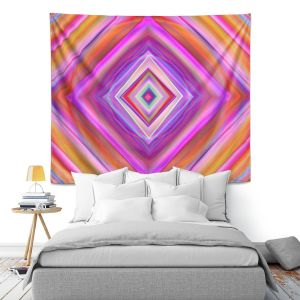 Artistic Wall Tapestry | Christy Leigh - Geometric Harmony