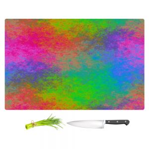 Artistic Kitchen Bar Cutting Boards | Christy Leigh - Happiness