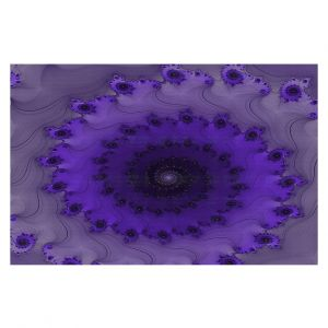 Decorative Floor Coverings | Christy Leigh - Infinity Purple II