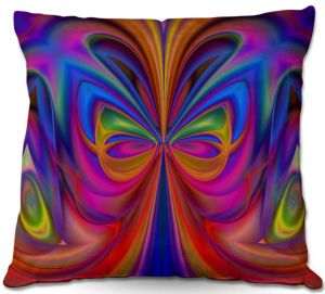 Throw Pillows Decorative Artistic | Christy Leigh - Migration Of Color
