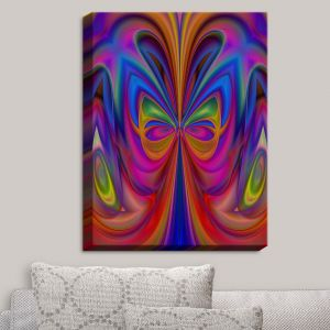 Decorative Canvas Wall Art | Christy Leigh - Migration Of Color