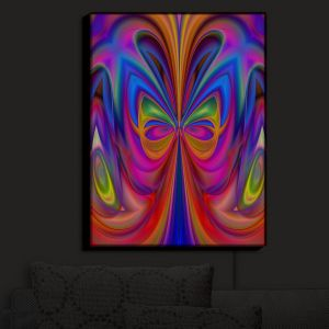 Nightlight Sconce Canvas Light | Christy Leigh - Migration Of Color