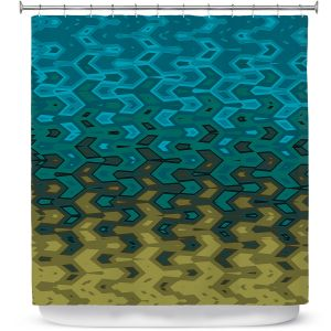 Premium Shower Curtains | Christy Leigh - New Direction