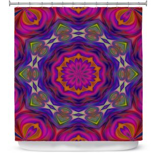 Premium Shower Curtains | Christy Leigh - Optimism