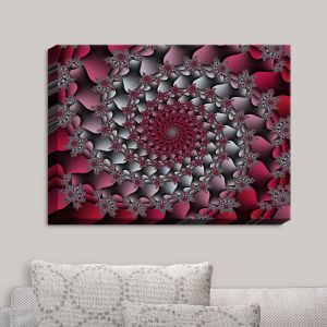 Decorative Canvas Wall Art | Christy Leigh - Petal Of Rose
