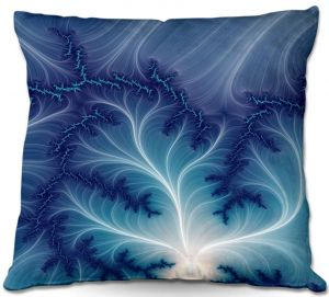 Throw Pillows Decorative Artistic | Christy Leigh - Proliferated Flow