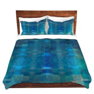 Artistic Duvet Covers and Shams Bedding | Christy Leigh - Reflection