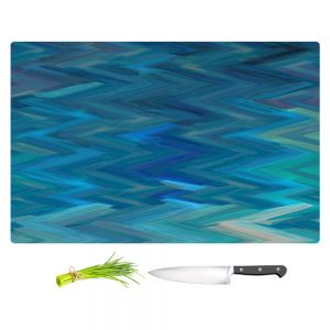 Artistic Kitchen Bar Cutting Boards | Christy Leigh - Serenic Echo
