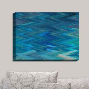 Decorative Canvas Wall Art | Christy Leigh - Serenic Echo