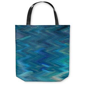 Unique Shoulder Bag Tote Bags | Christy Leigh - Serenic Echo