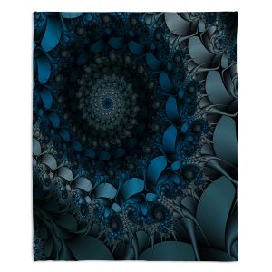 Decorative Fleece Throw Blankets | Christy Leigh - Spirling Winds