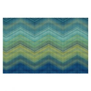 Decorative Floor Coverings | Christy Leigh - Teling Zig Zag