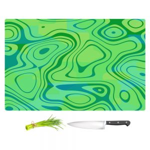 Artistic Kitchen Bar Cutting Boards   Christy Leigh - Tranquility