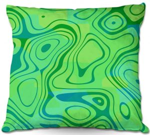 Throw Pillows Decorative Artistic | Christy Leigh - Tranquility