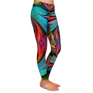 Casual Comfortable Leggings | Christy Leigh - Tribal Magic I