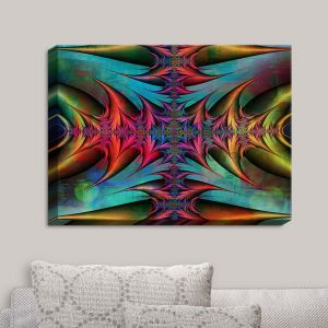 Decorative Canvas Wall Art | Christy Leigh - Tribal Magic I