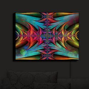 Nightlight Sconce Canvas Light | Christy Leigh - Tribal Magic I