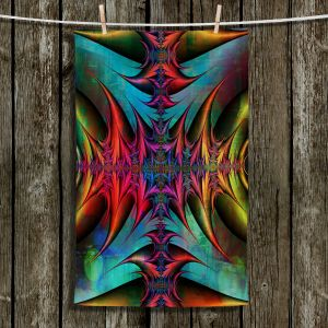 Unique Bathroom Towels | Christy Leigh - Tribal Magic I