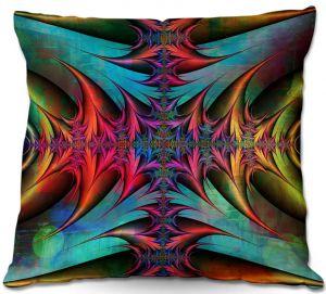 Throw Pillows Decorative Artistic | Christy Leigh - Tribal Magic I