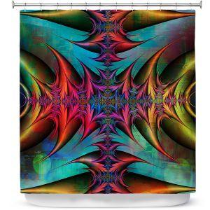Premium Shower Curtains | Christy Leigh - Tribal Magic I