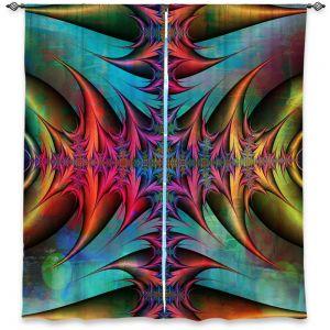 Decorative Window Treatments   Christy Leigh - Tribal Magic I