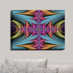 Decorative Canvas Wall Art | Christy Leigh - Tribal Magic II