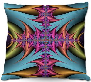 Throw Pillows Decorative Artistic | Christy Leigh - Tribal Magic II