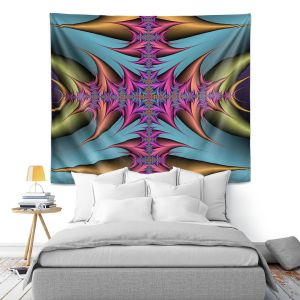 Artistic Wall Tapestry | Christy Leigh - Tribal Magic II