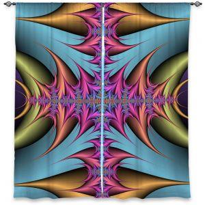 Decorative Window Treatments   Christy Leigh - Tribal Magic II