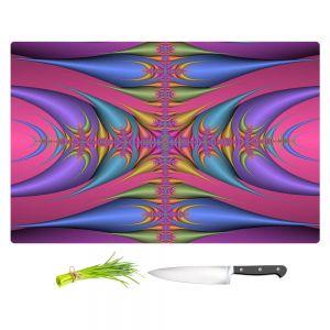 Artistic Kitchen Bar Cutting Boards   Christy Leigh - Tribal Magic IIII