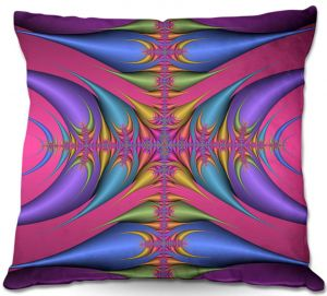 Throw Pillows Decorative Artistic | Christy Leigh - Tribal Magic IIII