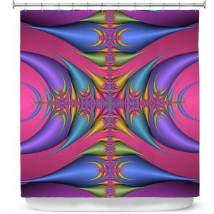 Premium Shower Curtains | Christy Leigh - Tribal Magic IIII