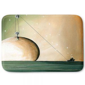 Decorative Bathroom Mats | Cindy Thornton - A Solar System