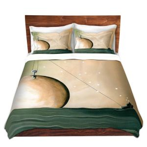 Artistic Duvet Covers and Shams Bedding | Cindy Thornton - A Solar System