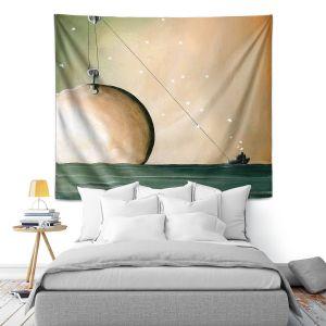 Artistic Wall Tapestry | Cindy Thornton - A Solar System