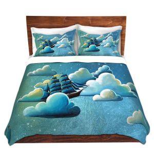 Artistic Duvet Covers and Shams Bedding | Cindy Thornton - Astronautical