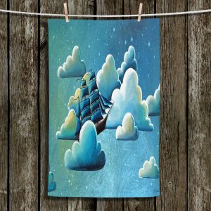 Unique Bathroom Towels | Cindy Thornton - Astronautical