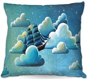 Throw Pillows Decorative Artistic | Cindy Thornton - Astronautical