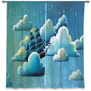 Decorative Window Treatments | Cindy Thornton - Astronautical