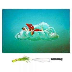 Artistic Kitchen Bar Cutting Boards | Cindy Thornton - Cloud Nine