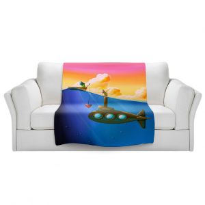 Artistic Sherpa Pile Blankets   Cindy Thornton - Finding Nemo