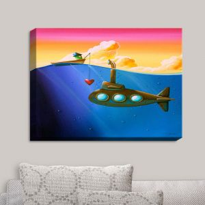 Decorative Canvas Wall Art | Cindy Thornton - Finding Nemo