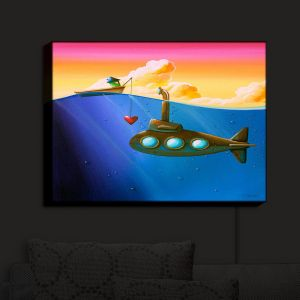 Nightlight Sconce Canvas Light | Cindy Thornton - Finding Nemo