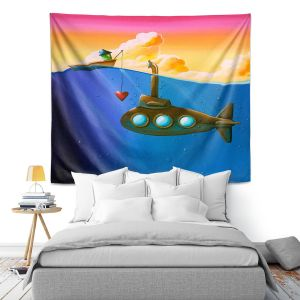 Artistic Wall Tapestry | Cindy Thornton - Finding Nemo
