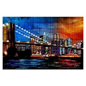 Decorative Floor Coverings   Corina Bakke Brooklyn Bridge