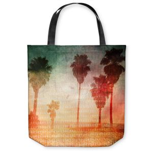 Unique Shoulder Bag Tote Bags | Corina Bakke - Pale Beach