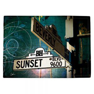 Countertop Place Mats   Corina Bakke's Sunset Blvd