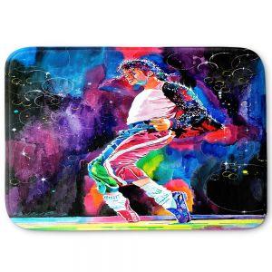 Decorative Bathroom Mats | David Lloyd Glover - Michael Jackson Dance